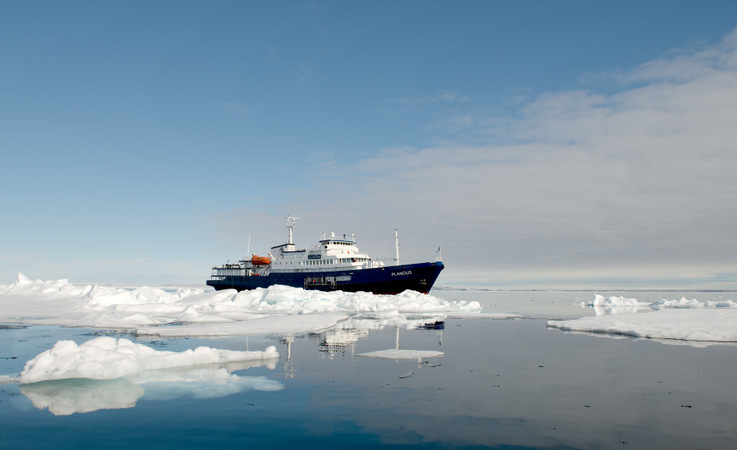 AECO ist ein Zusammenschluss von verschiedenen Interessensvertreter arktischer Reisen. Das Ziel der